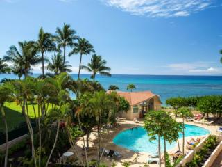 Spacious Royal Kahana Ocean View Studio - Kahana vacation rentals