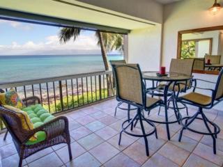 Mahinahina Beach Oceanfront One Bedroom - Lahaina vacation rentals