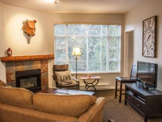 2 bedroom w/ hot tub acces overlooking Celebration Plaza! - Whistler vacation rentals