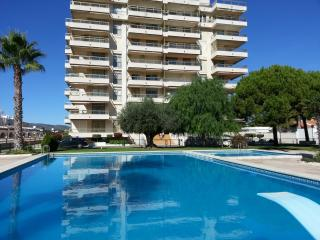 Comfortable Apartment with Shared Outdoor Pool and Balcony in Peniscola - Peniscola vacation rentals