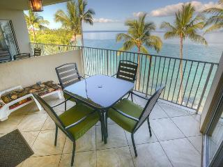 FALL SPECIALS! Spectacular 6th Floor Ocean Front Condo with A/C Throughout! - Kihei vacation rentals