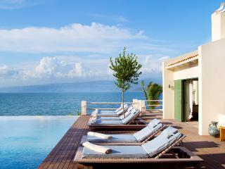 Unique seafront estate,offering a pool and a cook - Amfilochia vacation rentals