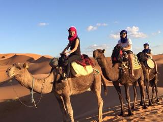 Bright Merzouga Tented camp rental with Parking - Merzouga vacation rentals