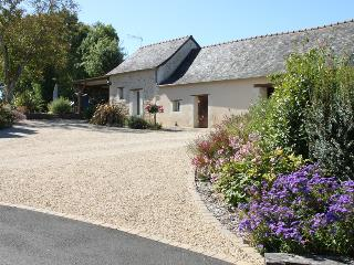 Gite la chevalerie rural avec piscine en Anjou - Angers vacation rentals