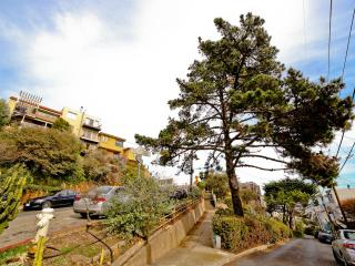 Middle of SF near Cole Valley/Castro/Haight: Views - San Francisco vacation rentals