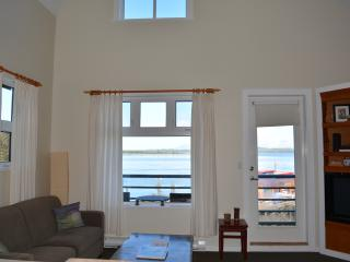 Waterfront Top Floor End Unit Condo at Fred Tibbs - Tofino vacation rentals