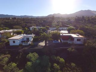 Los Guanches bungalows,double bedroom,great views. - El Paso vacation rentals