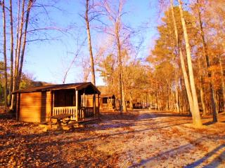 Broken Eagle Recreation Camping cabin #6 near barn - Vandiver vacation rentals
