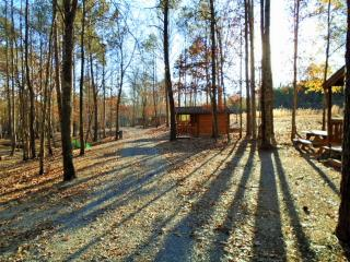 Cedar Cabin rental # 2 QUEEN SIZE BED - Vandiver vacation rentals