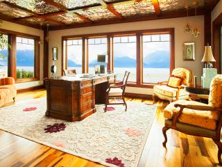 Escape to Neverland! Room for 30 ~ An Alaskan Estate for Perfect for Families! - Homer vacation rentals