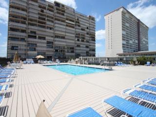 Ocean Front 2nd Floor with Pool and Tennis - Ocean City vacation rentals