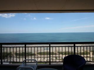 16th Floor Ocean Side Condo w/Pool, Elevator, Ocean & Bay Balconies, Steps from the Beach@ 118th St. - Ocean City vacation rentals