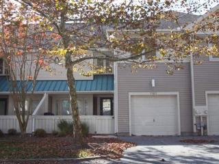 Gorgeous Townhome w/Garage, Fabulous Sea Colony Amenities, Sleeps 10 in 5 Beds - Bethany Beach vacation rentals