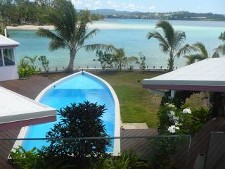 ABSOLUTE BEACH FRONT @ THE HOUSE OF THE RISING SUN - Port Vila vacation rentals