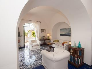 Casa Giardino, garden, terrace and sea view - Positano vacation rentals