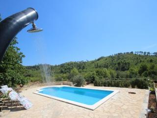 Holiday house with pool in Prizba, Korcula Island - Prizba vacation rentals