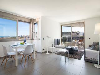 Casa Nitz, brand new apartment,terrace and seaview - Ibiza vacation rentals