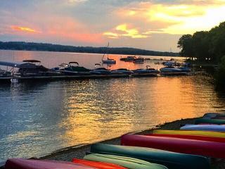 Modern Luxury Lakefront Condo - Pool, tennis, golf - Chautauqua vacation rentals