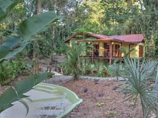 Casa Medina: 2 bedroom jungle house with AC and huge pool - Puerto Viejo de Talamanca vacation rentals