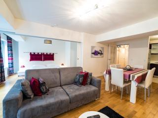 Porte du Temple:Comfortable one bedroom in Marais - Paris vacation rentals