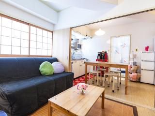 3BR Duplex - Shinjuku area - 2min from JR station - Shinjuku vacation rentals