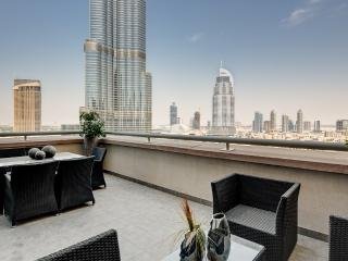 Location Location Location!Real Burj Khalifa View! - Dubai vacation rentals
