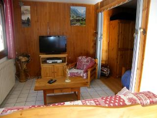 Cozy 1 bedroom Peisey-Nancroix Condo with Corporate Bookings Allowed - Peisey-Nancroix vacation rentals