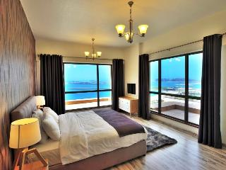 Vacation Bay Sea View 2BR Apartment in JBR- 93762 - Dubai vacation rentals