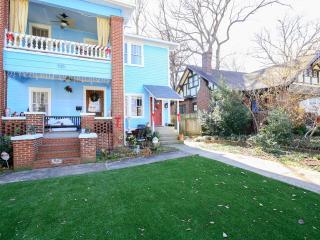 Blue House at Midtown - Atlanta vacation rentals