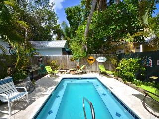 Coconut Palm - 3 BR Home Near 'Hemingway House' Private Pool. Huge Patio Area - Key West vacation rentals