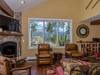 Fox Run-Stunning Peak 8 Ski-In/out Hm-Hot Tub-Amazing Views-Sleeps 15! - Breckenridge vacation rentals