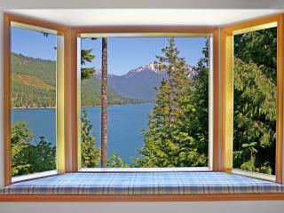 Quiet Cove Lake House - Hoodsport vacation rentals