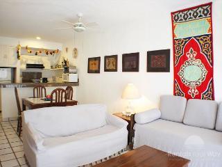 Oceanfront with pool 1 bedroom in Xaman Ha (XH7020) - Playa del Carmen vacation rentals