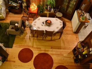 Wooden house with a nice garden - Larissa vacation rentals