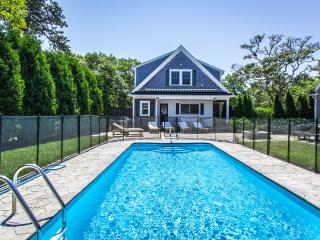 CANNM - Gorgeous Katama Family Compound with Pool, Ferry Tickets,  Separate Carriage House Apartment - Edgartown vacation rentals