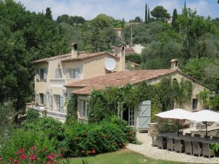 Nice Villa with Internet Access and Satellite Or Cable TV - Opio vacation rentals