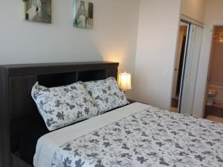 2 bedroom Apartment with Internet Access in Mississauga - Mississauga vacation rentals