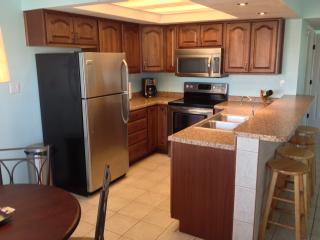 2/1 Steps to Beach! Balcony, Updated, Wifi, pool - South Padre Island vacation rentals