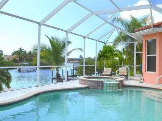 Villa Max - Gulf access, heated pool and spa - Cape Coral vacation rentals
