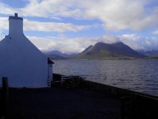 Kate's Cottage, Right at the Water's Edge - Isle of Raasay vacation rentals