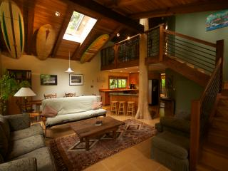 Cozy House with Grill and DVD Player - Tofino vacation rentals
