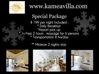2015 Special Rate Charming 3 Bedroom Villa in Bali - Sanur vacation rentals