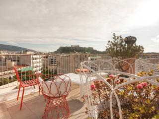 3 central apts. 1 location. Roof top. Great views. - Athens vacation rentals