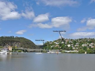 Comfortable 2 br flat with view close to the Gorge - Launceston vacation rentals