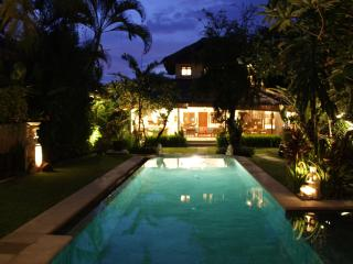 8 Bedroom, 3 Villas, 3 Pools next to the other, Sleeps 16 guests, Staff Service - Seminyak vacation rentals