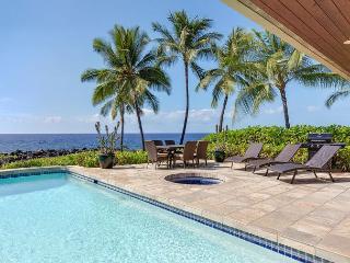 Ocean Front, Spacious 4 bedroom 3.5 bath home in Kona Bay Estates, VIlla Kai-PHKBEVK - Kailua-Kona vacation rentals