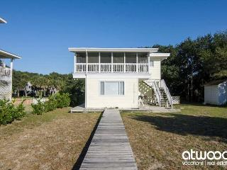 Davis - Small Beach Front Cottage With Screened Porch - Edisto Island vacation rentals