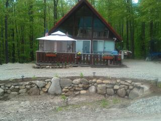 "Cozy and Comfortable ""A"" Fram Chalet - New Durham vacation rentals"