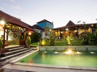 Kubu Ampo - 3 + Bedroom Joglo Style Pool House - Kerobokan vacation rentals