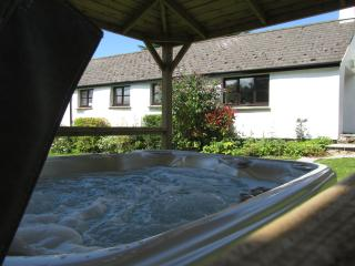 Two bedroom Grade 2 listed cottage with hot tub - Bideford vacation rentals